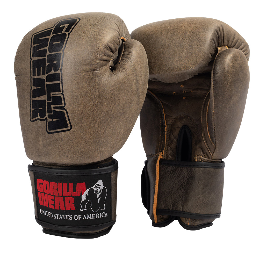 Yeso Boxing Gloves - Vintage