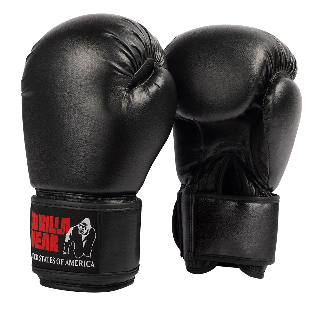 Mosby Boxing Gloves -Black