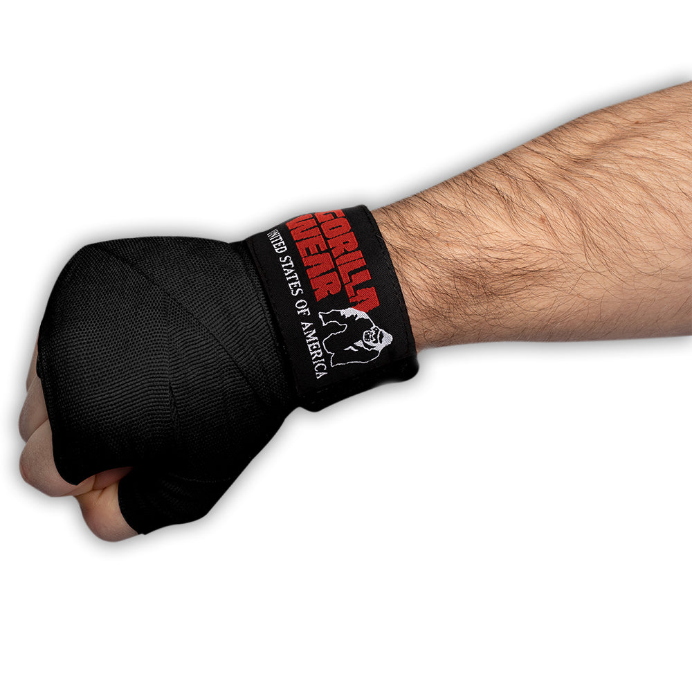 Boxing Hand Wraps - Black