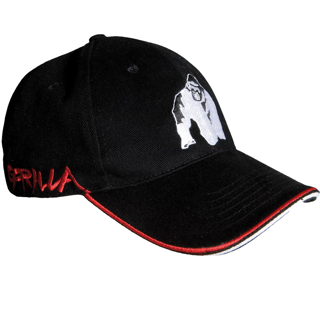 Gorilla Core Cap - Black