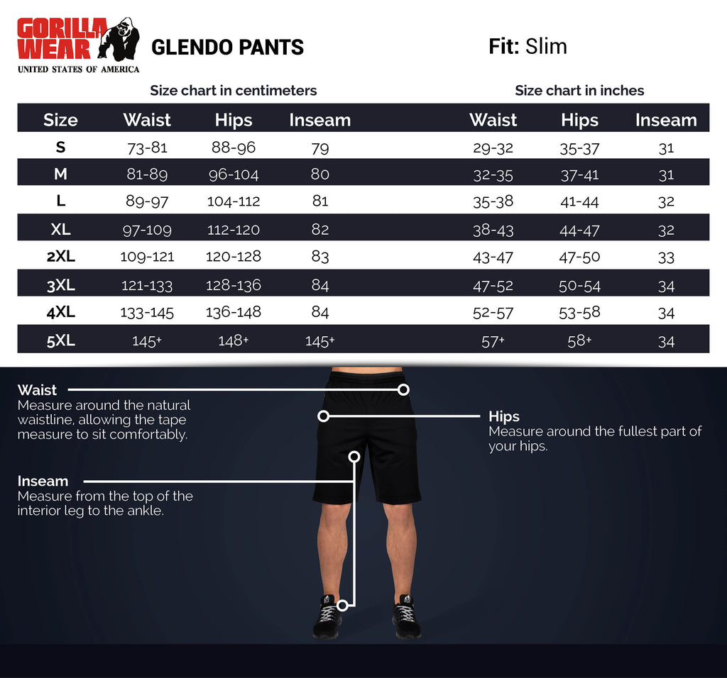 Glendo Pants -Anthracite