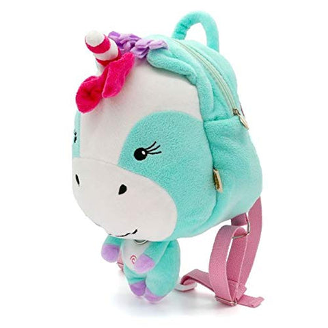 Plush Unicorn Backpack Harness