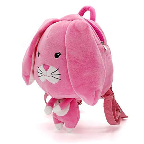 Plush Rabbit Backpack Harness