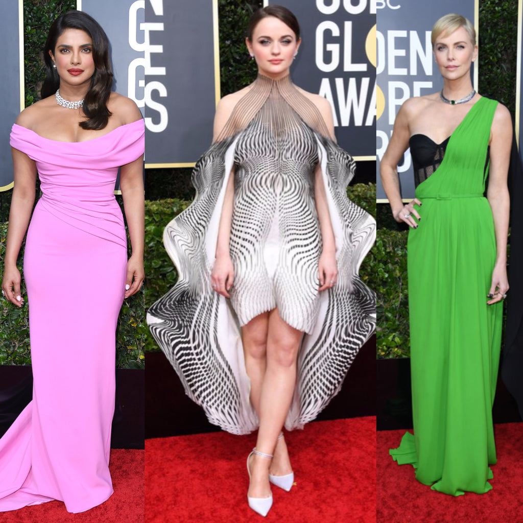 Our Favourite Looks from the 2020 Golden Globes Red Carpet
