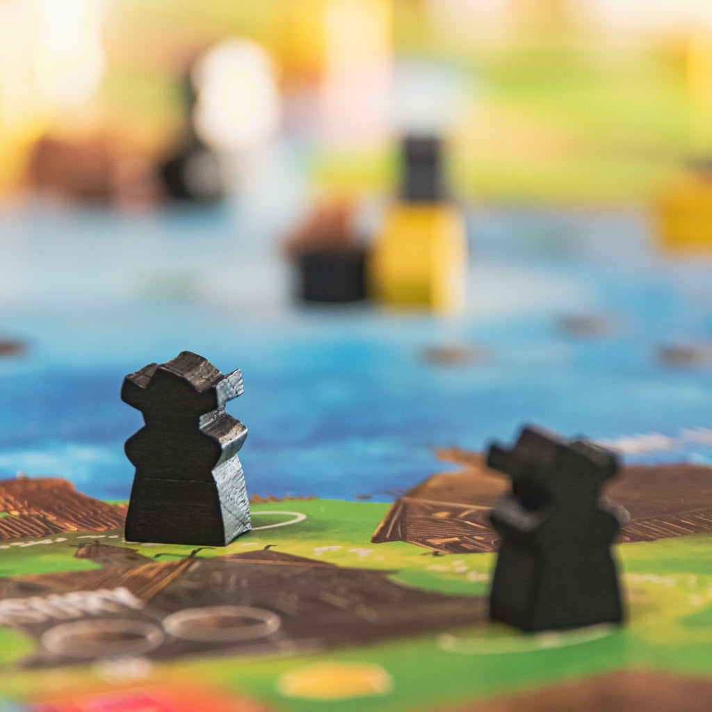 Seriously Fun Board Games for Adults
