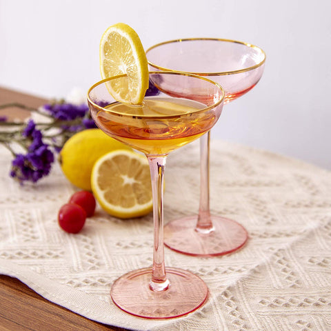 Champagne Glass Set, REAWOW | 22USD