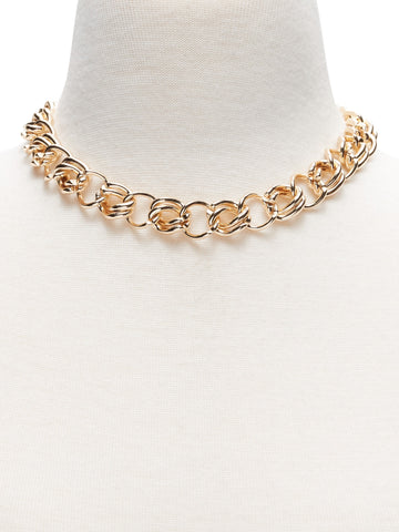Chunky Chain Necklace | Banana Republic 34USD