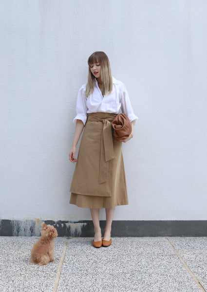 TOAT LAYERED SKIRT
