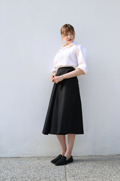 TOAT WRAP SKIRT