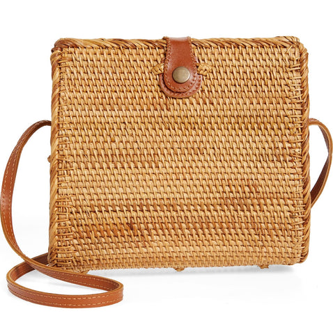 Rattan Crossbody Bag | Nordstrom 99USD