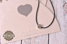 Load image into Gallery viewer, Four Leaf Clover Charm Necklace - Created by Imogen Sheeran