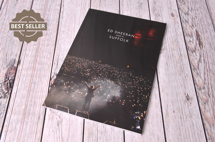 Glossy A5 Concert Notebook