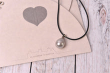 Load image into Gallery viewer, Perfect Pearl Charm Necklace - Created by Imogen Sheeran