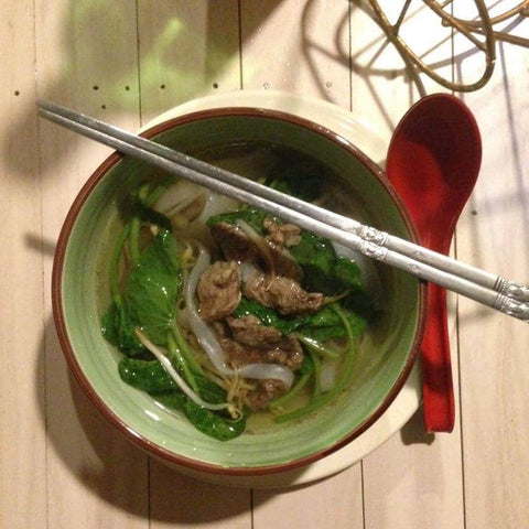 Thai Boat Noodles Chicken or Beef