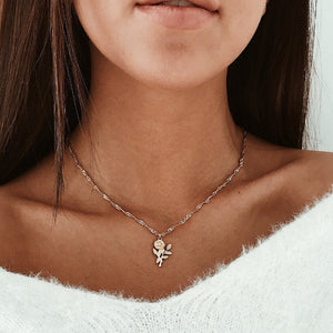 Colliers Pendentif Femme