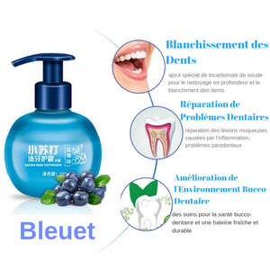 Puissant Dentifrice Blancheur