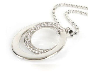 Collier Jewelry Cristal