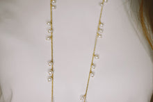 Load image into Gallery viewer, Pearl Berries necklace / long NEW!