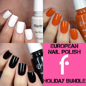 Review of Flormar Nail Polish by Pampered Polishes (VIDEO)