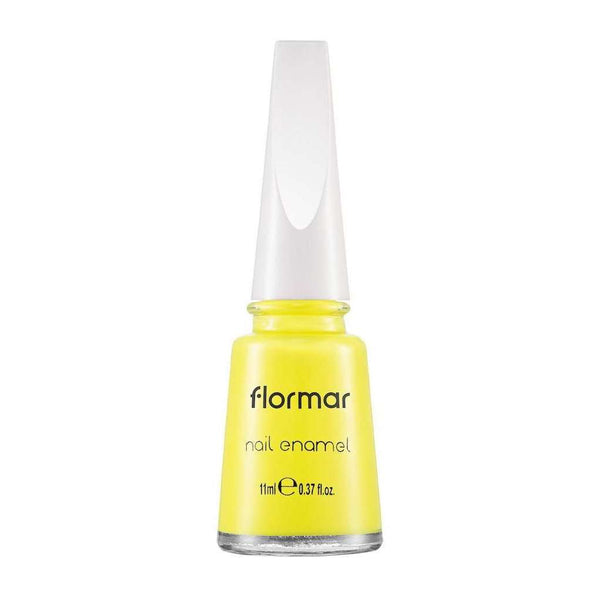 Flormar - Classic - 420 - Neon Yellow Classic Nail Enamel Flormar US