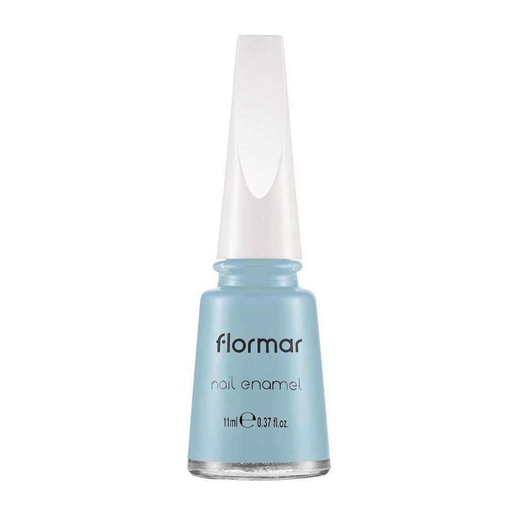 Flormar - Classic - 423 - Baby Blue Classic Nail Enamel Flormar US