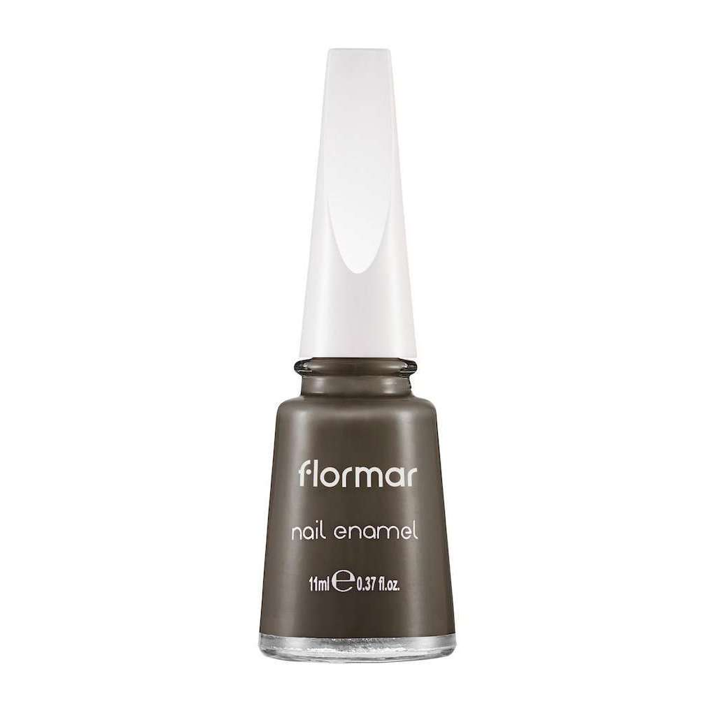 Flormar - Classic - 428 - Hot Chocolate Classic Nail Enamel Flormar US