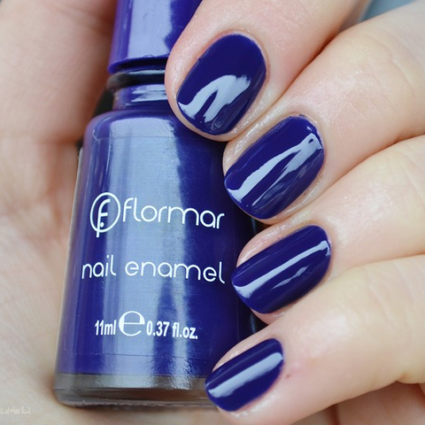 Flormar - Classic - 448 - Royal Purple Classic Nail Enamel European Nail Polish