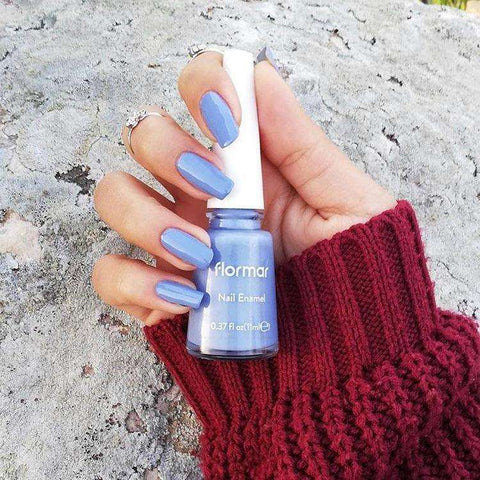 Flormar - Classic - 465 - Cookie Monster Classic Nail Enamel Flormar US