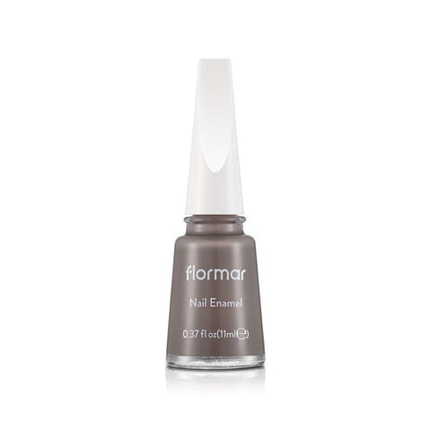 Flormar - Classic - 508 - Minky Brown Classic Nail Enamel Flormar US