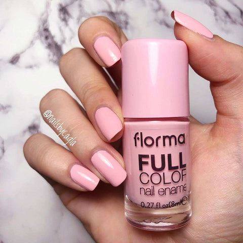 Flormar - Full Color - FC02 - Love Dust Full Color Nail Enamel Flormar US