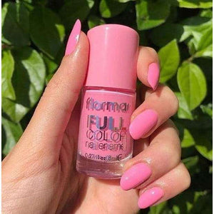Flormar - Full Color - FC03 - Bubble Gum Full Color Nail Enamel Flormar US
