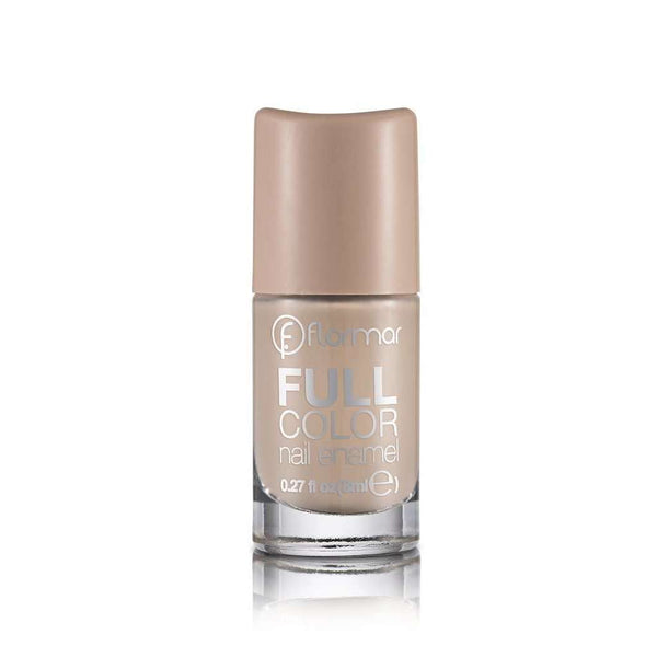 Flormar - Full Color - FC06 - Go Nude Full Color Nail Enamel Flormar US