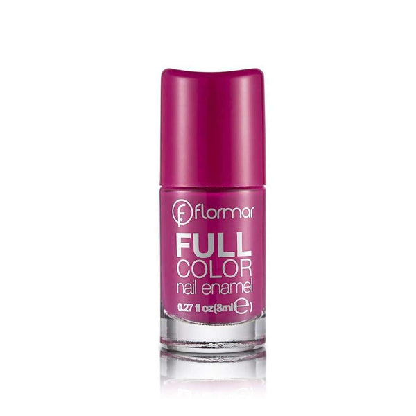 Flormar - Full Color - FC12 - Love Is Blushing Full Color Nail Enamel Flormar US
