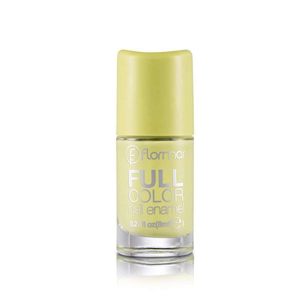Flormar - Full Color - FC21 - Source Of Energy Full Color Nail Enamel Flormar US