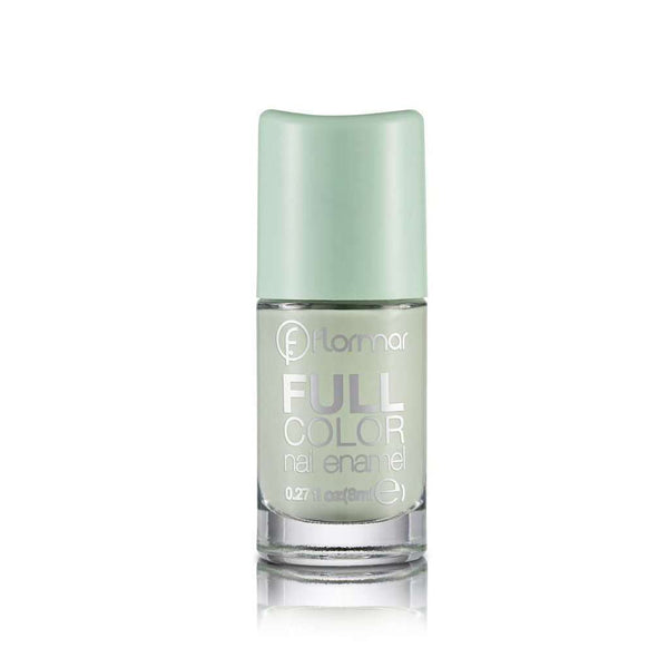 Flormar - Full Color - FC23 - Petite Mint Full Color Nail Enamel Flormar US