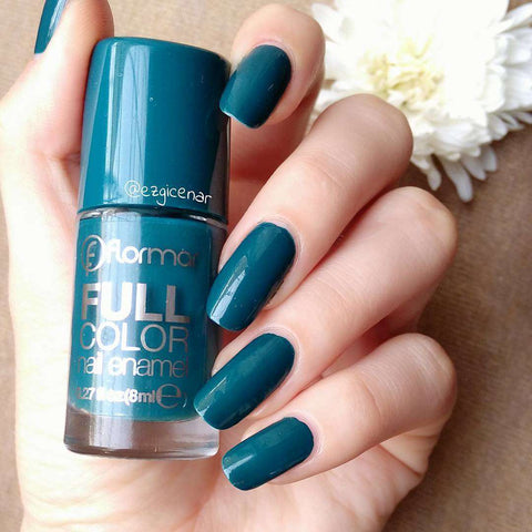Flormar - Full Color - FC26 - King Of The Bets Full Color Nail Enamel European Nail Polish