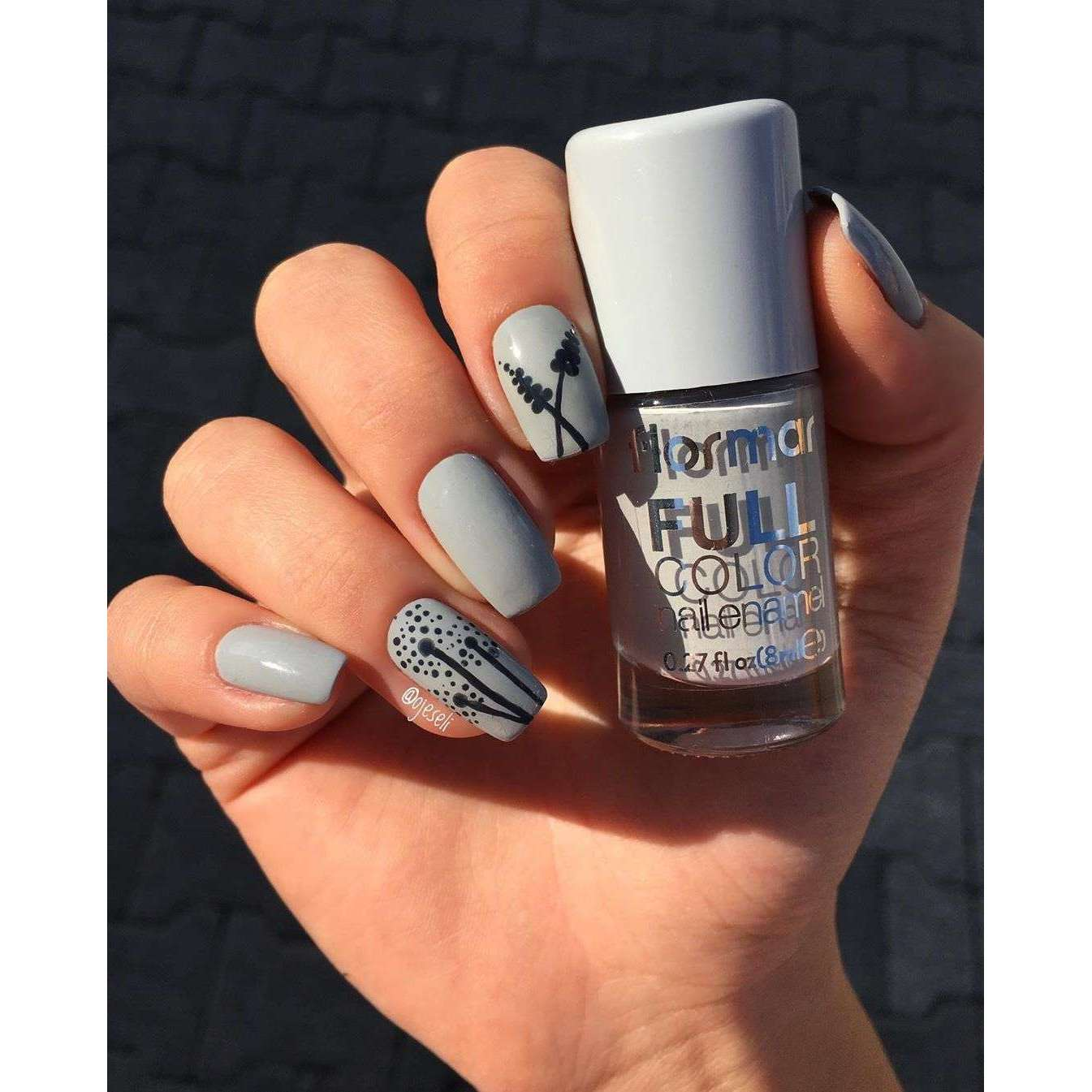 Flormar - Full Color - FC28 - Urban Escape Full Color Nail Enamel Flormar US