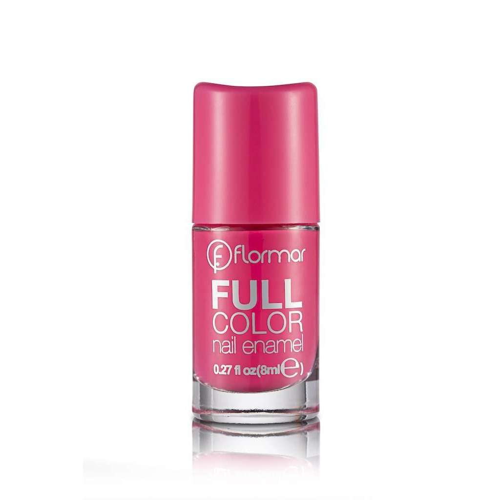 Flormar - Full Color - FC35 - Tickled Pink Full Color Nail Enamel Flormar US