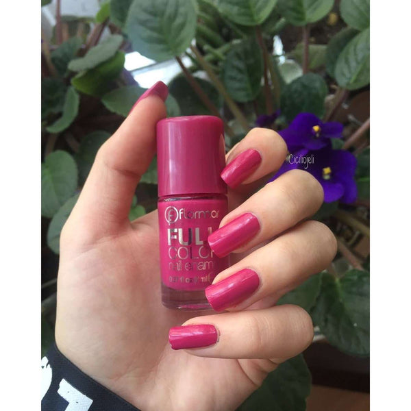Flormar - Full Color - FC39 - Rooftop Party Full Color Nail Enamel Flormar US