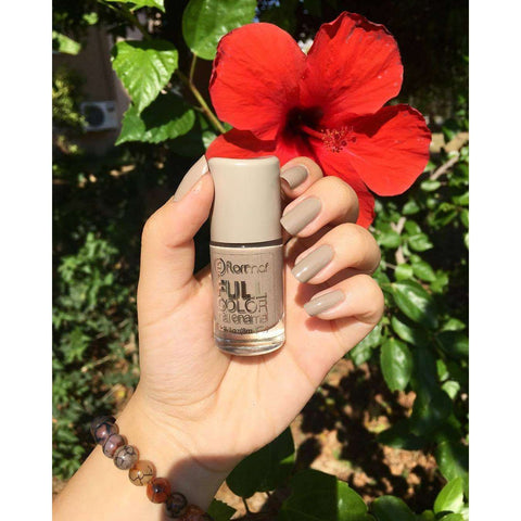 Flormar - Full Color - FC42 - Sandy Toes Full Color Nail Enamel Flormar US