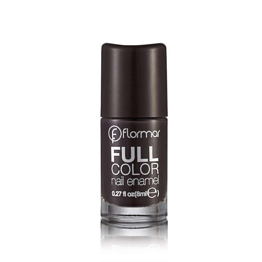 Flormar - Full Color - FC44 - Tropic Brown Full Color Nail Enamel Flormar US