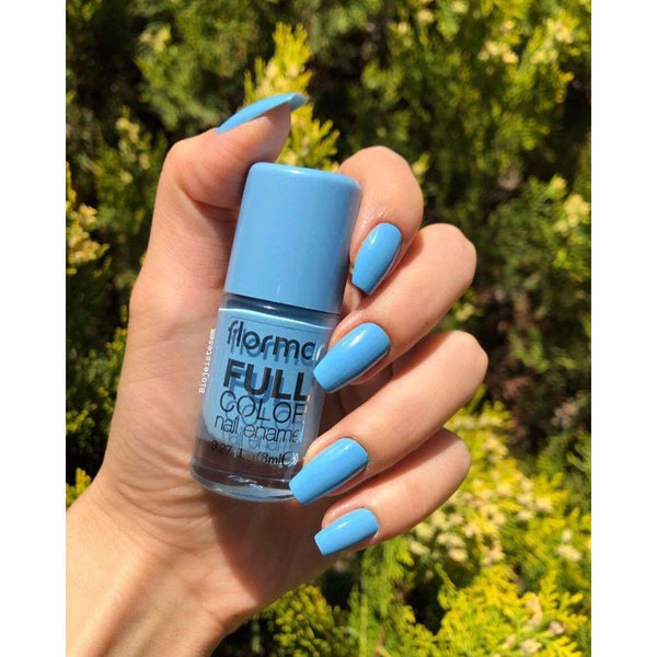 Flormar - Full Color - FC49 - Clear Sky Full Color Nail Enamel Flormar US