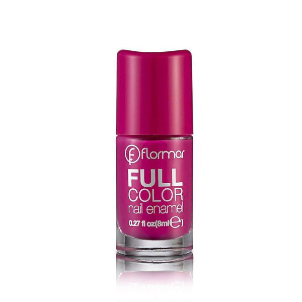 Flormar - Full Color - FC51 - Funky Magenta Full Color Nail Enamel Flormar US