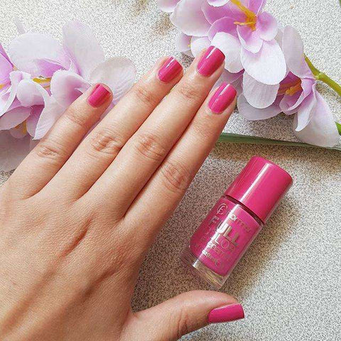 Flormar - Full Color - FC51 - Funky Magenta Full Color Nail Enamel European Nail Polish