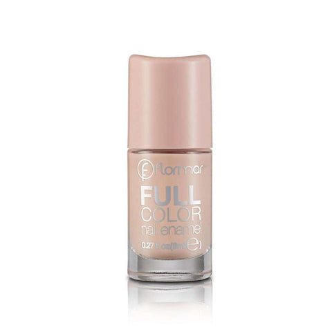 Flormar - Full Color - FC60 - Bubbly Peach Full Color Nail Enamel Flormar US