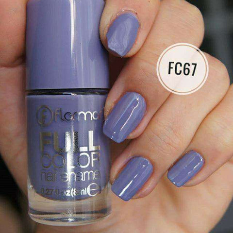 Flormar - Full Color - FC67 - Horizon Full Color Nail Enamel European Nail Polish