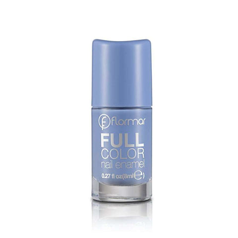 Flormar - Full Color - FC70 - Blue Ribbon Full Color Nail Enamel Flormar US