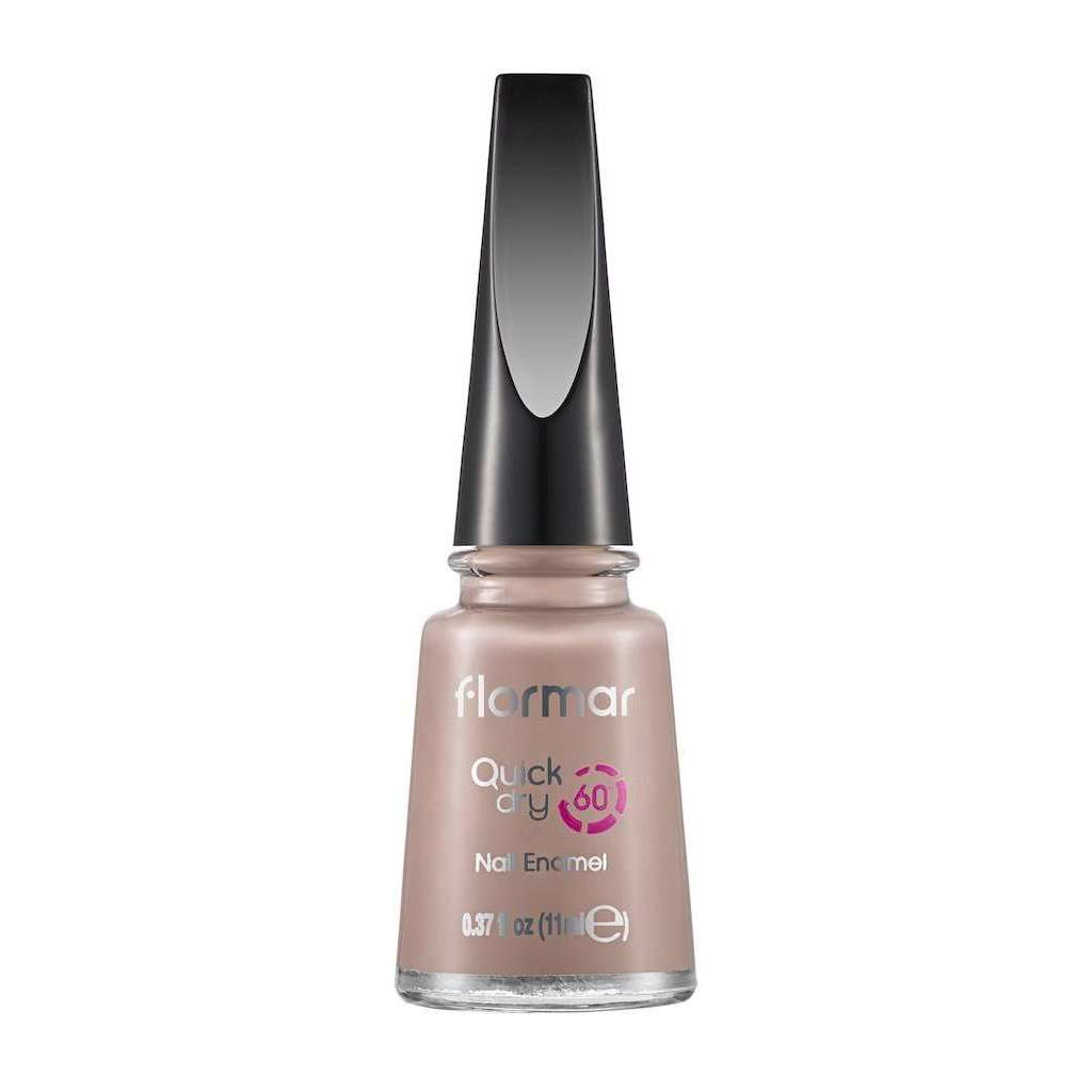 Flormar - Quick Dry - QD12 - Everyday Trick Quick Dry Nail Enamel Flormar US