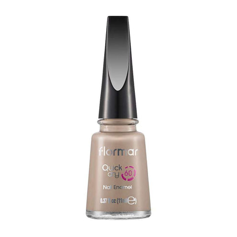 Flormar - Quick Dry - QD13 - Hide And Seek Quick Dry Nail Enamel Flormar US