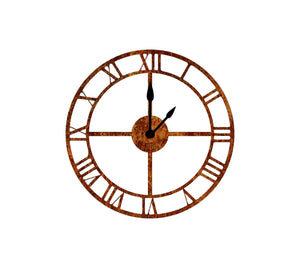 Home Decor - Roman Numeral Clock